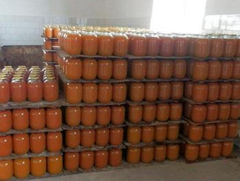 Натуральный сок, произведенный в Южной Осетии, всегда пользуется спросом