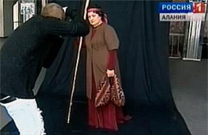 В объектив Игоря КЛЕПНЕВА попадут артисты, борцы и старейшие Северной Осетии