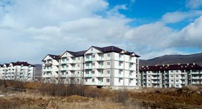 Будет ли в этом году близ Цхинвала введен в эксплуатацию новый микрорайон?