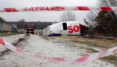 Пилот разбившегося в 2010 году Ту-154 не заканчивал летное училище