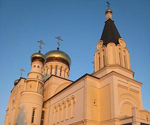 Во Владикавказ будет доставлен ковчег с мощами святых