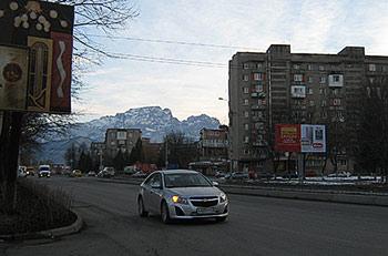 Во Владикавказе установлен новый температурный рекорд