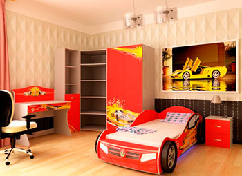Детская мебель для комнаты мальчика
