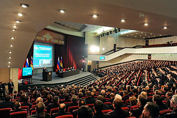 Министр внутренних дел Северной Осетии пока отделался публичной поркой