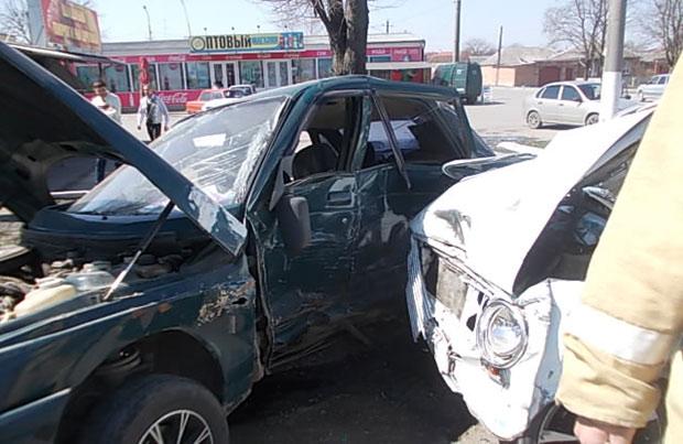 В ДТП на федеральной трассе «Кавказ» в районе Беслана погиб один человек