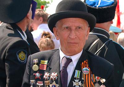 Воин из Осетии с боями в 1944-м прошел весь Крым