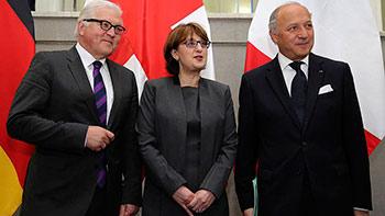 Европейские партнеры призвали Грузию отделять евроинтеграцию от вступления в НАТО