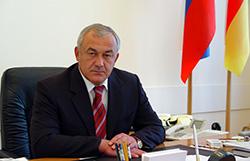 Таймураз МАМСУРОВ отмечает юбилей