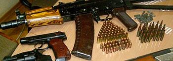 Сделка: деньги в обмен на сданное оружие