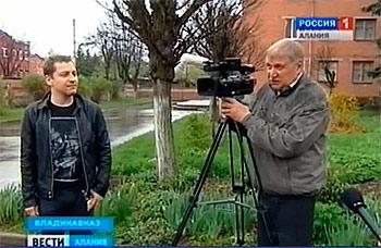 Заслуженный деятель искусств Северной Осетии Владимир Пархоменко отметил юбилей
