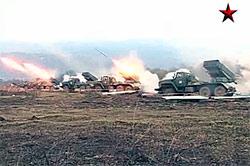 58-я армия оснащена обновленными образцами вооружения