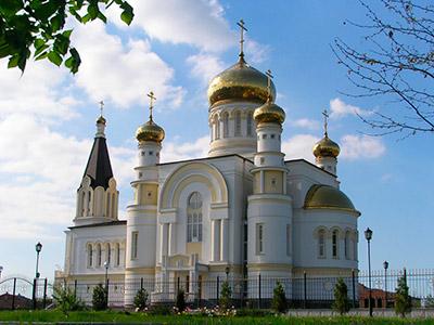В Свято-Георгиевский собор Владикавказа доставят Моздокскую икону Божией Матери