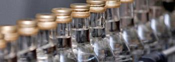 Полицейские изъяли в Северной Осетии полмиллиона бутылок фальсифицированной алкогольной продукции
