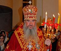 Пасхальное послание архиепископа Владикавказского и Аланского ЗОСИМЫ