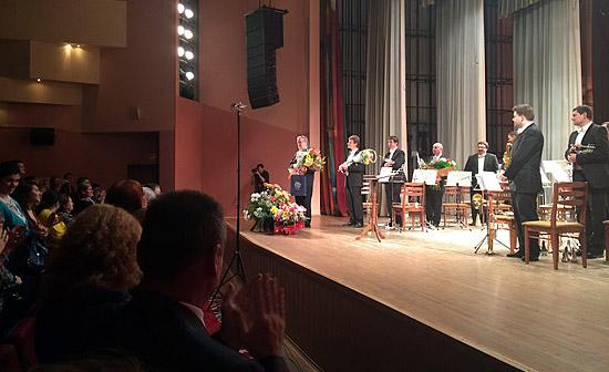 Валерий ГЕРГИЕВ выступил перед военнослужащими Северного флота