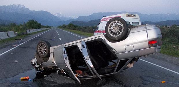 Горькая статистика: в выходные в Северной Осетии в ДТП погибли пять человек