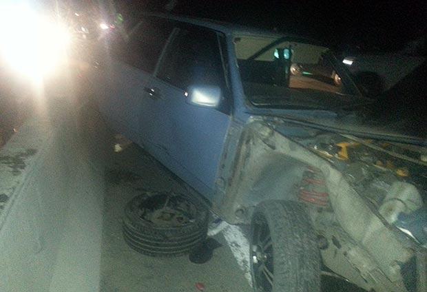 В ДТП под Владикавказом пострадали четыре человека