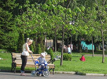 Во Владикавказе побит температурный рекорд столетней давности