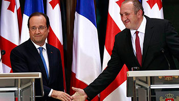 Президент Франции предсказал Грузии европейское будущее