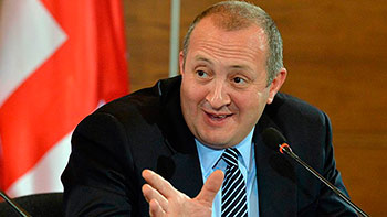 Президент Грузии пошел ва-банк