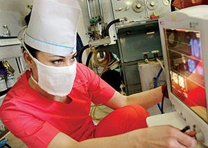 Медицинское подразделение военной базы в Южной Осетии на 100% укомплектовано современным оборудованием