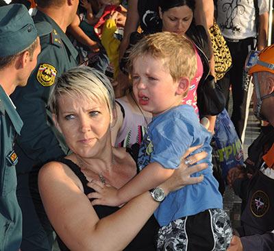 Депутаты парламента Северной Осетии помогут беженцам из Украины своими деньгами