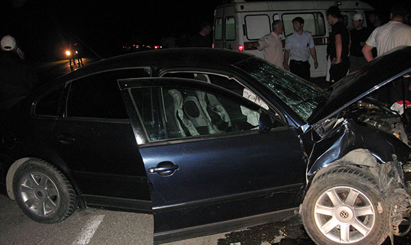 «Лада» не выдержала столкновения с «Фольксвагеном»: один погибший, двое пострадавших