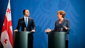 Грузия возвращает Германии военные трофеи