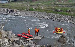 Две девочки погибли в бурном потоке Терека