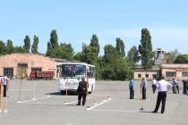 Эрик ГИОЕВ признан лучшим водителем автобуса Северной Осетии