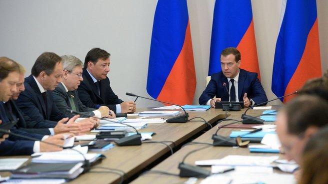 Дмитрий МЕДВЕДЕВ: «Развитие Северного Кавказа должно идти на основе тех решений, которые мы принимали, и никак иначе»