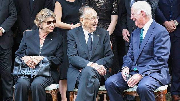 Хохот на похоронах Шеварднадзе