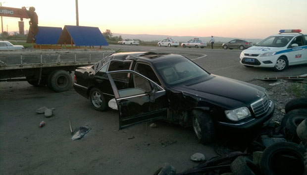 Аварию, в которой погиб полуторагодовалый ребенок, совершила 23-летняя жительница Владикавказа