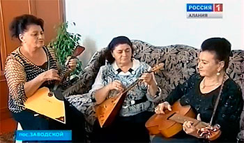 Сестры МАРГИЕВЫ возвращаются на сцену спустя 35 лет