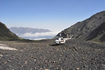 Гражданин Великобритании найден в горах Северной Осетии спустя год после гибели