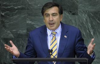 Саакашвили заявил, что не намерен просить предоставления политического убежища