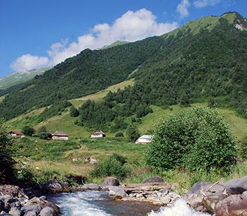 Волшебная кладовая Южной Осетии
