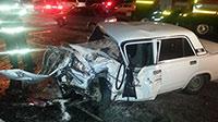 В ДТП под Владикавказом пострадали все пять человек, находившиеся в «Хонде»