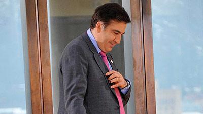 Михаилу Саакашвили собирают эпизоды