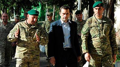 Грузия останется в Афганистане