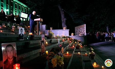 Леонид ТИБИЛОВ: «Жизнь Южной Осетии в августе 2008 года разделилась на понятия «до» и «после»