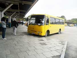 Автовокзалы Владикавказа возрождаются