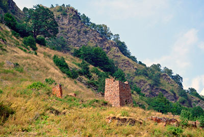 В Южной Осетии обнаружены новые историко-археологические сооружения