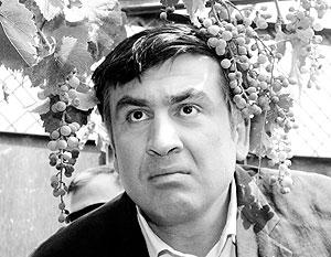 Саакашвили без виноградника