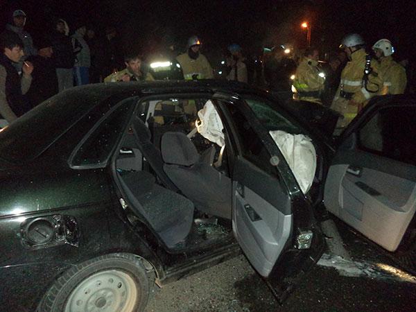 Во Владикавказе водитель, лишенный прав управления автомобилем, сбил двух женщин