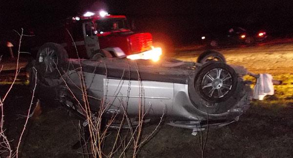 В Моздокском районе водитель «Ниссана» погиб, врезавшись ночью в дерево