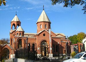 Армянской церкви во Владикавказе – 170 лет