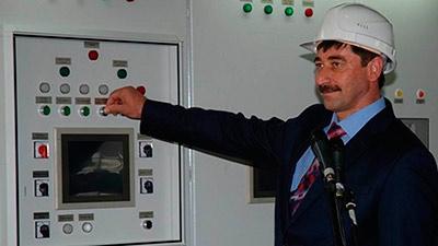 Гендиректора ГЭС оставили без дела