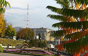 Осенняя мелодия Владикавказа
