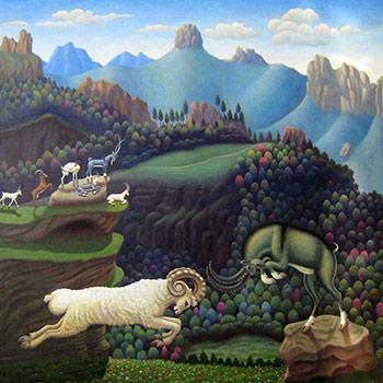 Искусство, которым по праву гордится Осетия